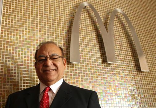 My San Antonio: Finding Success Under The Golden Arches