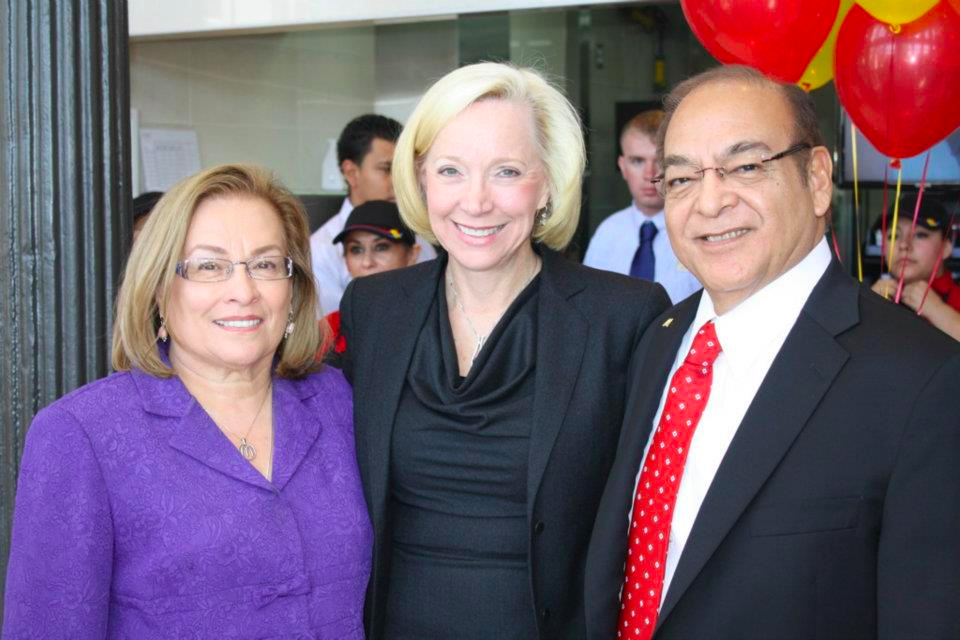 McDonald's® President Jan Fields Visits San Antonio