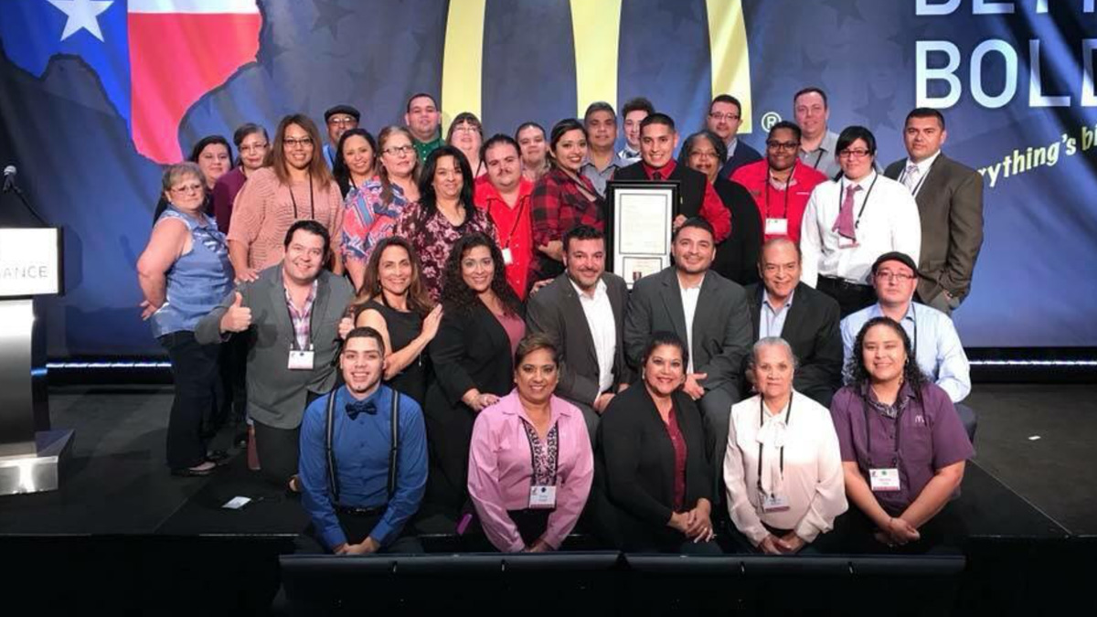Produced 42 Outstanding Restaurant Manager Award Winners
