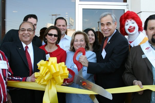 Grand Opening Of San Pedro Restaurant