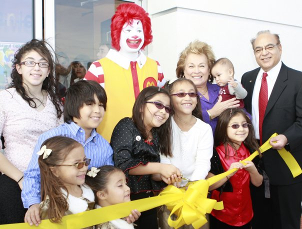 Grand Opening Of Westwood Restaurant